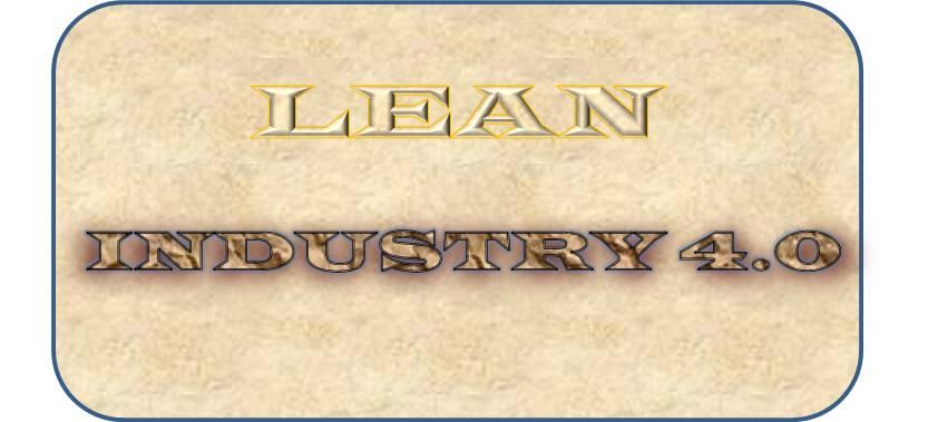 Lean Industry 4.0.