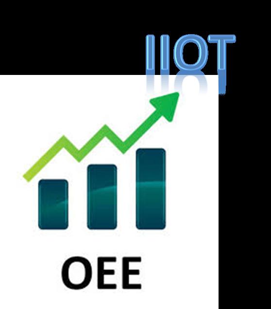 IoT help us in improving OEE
