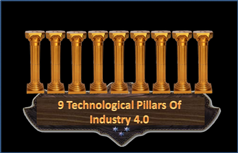 9 Technological Pillars OfIndustry 4.0
